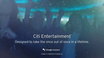 Citi Entertainment TV Spot, 'Hey Google: Find a Concert' Song by Zara Larsson - Thumbnail 9