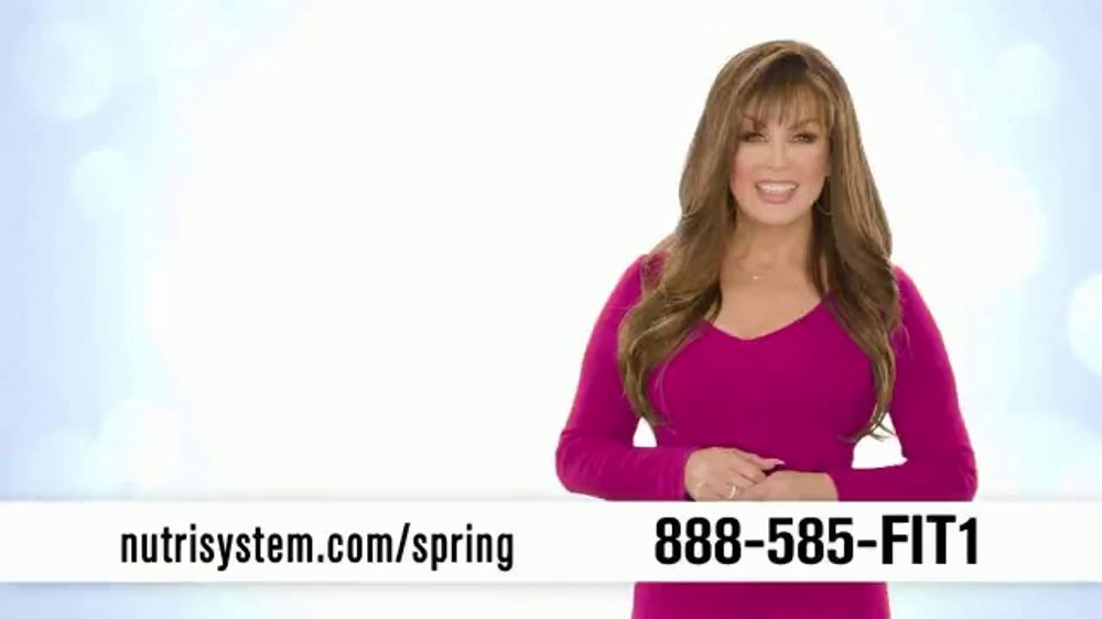 Nutrisystem TV Commercial, 'Lowest Price in Seven Years' Featuring Marie  Osmond - iSpot.tv