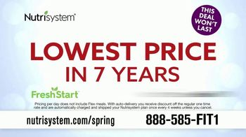 Nutrisystem TV Spot, 'Lowest Price in Seven Years' Featuring Marie Osmond - Thumbnail 9