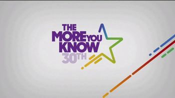 The More You Know TV Spot, '30th Anniversary: Volunteer for a Non-Profit' Featuring Savannah Sellers - Thumbnail 7