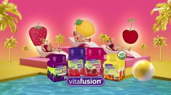 VitaFusion Organic Gummy Vitamins TV Spot, 'So YUMMMM' - Thumbnail 8