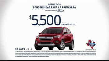 Ford Gran Venta Construidas para la Primavera TV Spot, 'Elige un Ford: SUVs' [Spanish] [T2] - Thumbnail 8