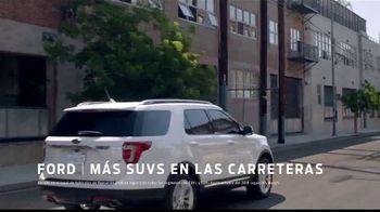 Ford Gran Venta Construidas para la Primavera TV Spot, 'Elige un Ford: SUVs' [Spanish] [T2] - Thumbnail 5