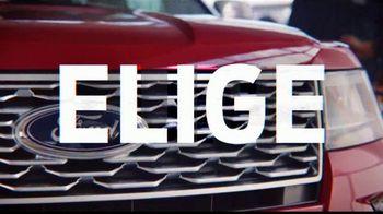 Ford Gran Venta Construidas para la Primavera TV Spot, 'Elige un Ford: SUVs' [Spanish] [T2] - Thumbnail 7