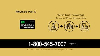 eHealthInsurance Services TV Spot, 'All-in-One Medicare Coverage' - Thumbnail 2
