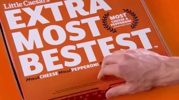 Little Caesars EXTRAMOSTBESTEST Pizza TV Spot, 'Pickup From the Portal' - Thumbnail 6