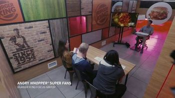 Burger King Angry Whopper TV Spot, 'Super Fans'