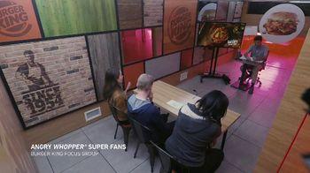 Burger King Angry Whopper TV Spot, 'Super Fans' - Thumbnail 7