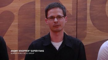 Burger King Angry Whopper TV Spot, 'Super Fans' - Thumbnail 8