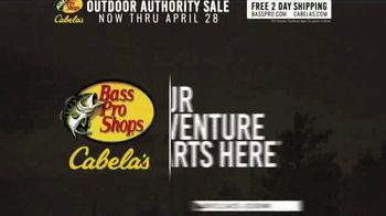 Bass Pro Shops Outdoor Authority Sale TV Spot, 'Ammo and Rifle Scope' - Thumbnail 10