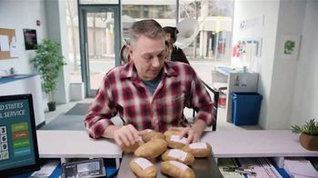 The American Postal Workers Union TV Spot, 'We Deliver Almost Anything' - Thumbnail 1