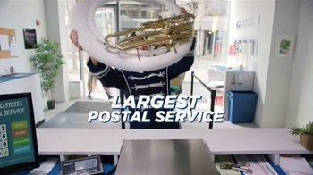 The American Postal Workers Union TV Spot, 'We Deliver Almost Anything' - Thumbnail 2