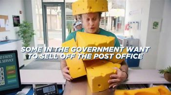 The American Postal Workers Union TV Spot, 'We Deliver Almost Anything' - Thumbnail 6