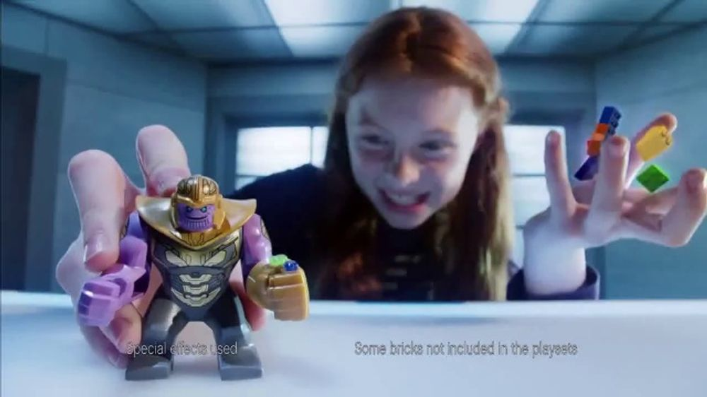 LEGO Marvel Avengers Playsets TV Commercial, 'Build Your Endgame' - Video