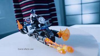 LEGO Marvel Avengers Playsets TV Spot, 'Build Your Endgame'