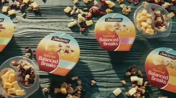 Sargento Sunrise Balanced Breaks TV Spot, 'The Power of Real'