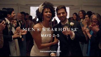 Men's Wearhouse TV Spot, 'Bien por ti: trajes y paquetes de boda' canción de Free [Spanish] - Thumbnail 9