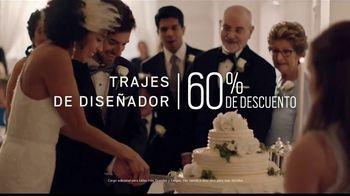 Men's Wearhouse TV Spot, 'Bien por ti: trajes y paquetes de boda' canción de Free [Spanish]