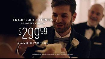 Men's Wearhouse TV Spot, 'Bien por ti: trajes y paquetes de boda' canción de Free [Spanish] - Thumbnail 6