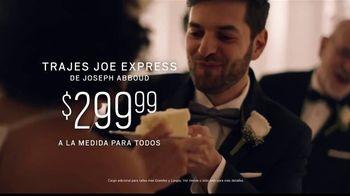 Men's Wearhouse TV Spot, 'Bien por ti: trajes y paquetes de boda' canción de Free [Spanish] - Thumbnail 7