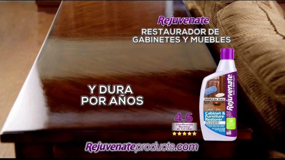 Rejuvenate Tv Commercial Restaura Y Protege Ispot Tv
