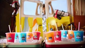 McDonald's Minute Maid Slushies TV Spot, 'Avive el verano' [Spanish] - 70 commercial airings