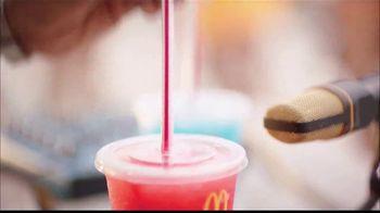 McDonald's Minute Maid Slushies TV Spot, 'Avive el verano' [Spanish]