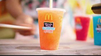 McDonald's Minute Maid Slushies TV Spot, 'Avive el verano' [Spanish] - Thumbnail 6