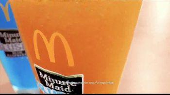 McDonald's Minute Maid Slushies TV Spot, 'Avive el verano' [Spanish] - Thumbnail 7