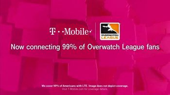 T-Mobile TV Spot, 'Overwatch League: Outlaws' - Thumbnail 10