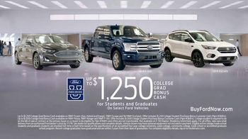 Ford Drives U TV Spot, 'Favorite Apps' [T2] - Thumbnail 7