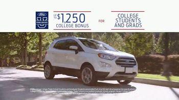 Ford Drives U TV Spot, 'Favorite Apps' [T2] - Thumbnail 2