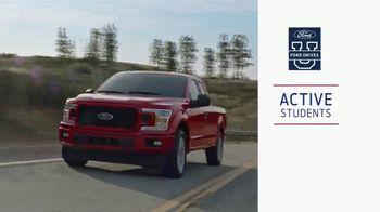 Ford Drives U TV Spot, 'Favorite Apps' [T2] - Thumbnail 4