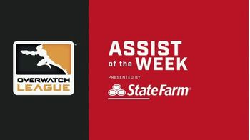 State Farm TV Spot, 'Overwatch League: Assist of the Week: Unkoe the Rogue' - Thumbnail 1