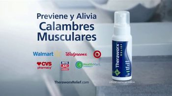 Theraworx Relief TV Spot, 'Sonia: calambres musculares' [Spanish] - Thumbnail 8