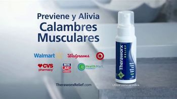 Theraworx Relief TV Spot, 'Simón: clambres musculares' [Spanish] - Thumbnail 7