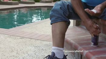 Theraworx Relief TV Spot, 'Simón: clambres musculares' [Spanish] - Thumbnail 5