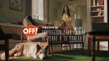 Off! FamilyCare Smooth & Dry TV Spot, 'Pasear al perro' [Spanish] - Thumbnail 1