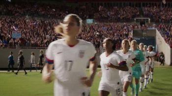 Nike TV Spot, 'Dream With Us' Featuring Mallory Pugh, Sue Bird, Gabby Douglas - Thumbnail 8