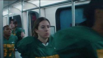 Nike TV Spot, 'Dream With Us' Featuring Mallory Pugh, Sue Bird, Gabby Douglas - Thumbnail 5
