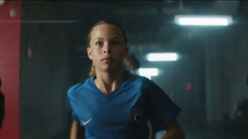 Nike TV Spot, 'Dream With Us' Featuring Mallory Pugh, Sue Bird, Gabby Douglas