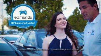 Honda Civic Sales Event TV Spot, 'More Options' [T2] - Thumbnail 5