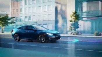 Honda Civic Sales Event TV Spot, 'More Options' [T2] - Thumbnail 6
