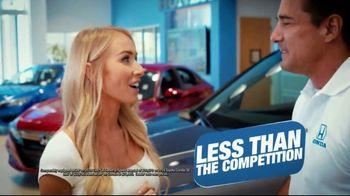 Honda Civic Sales Event TV Spot, 'More Options' [T2] - Thumbnail 8