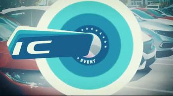 Honda Civic Sales Event TV Spot, 'More Options' [T2] - Thumbnail 9