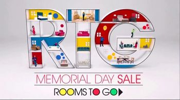 Rooms to Go Memorial Day Sale TV Spot, 'Perfect Time' Song by Portugal. The Man - Thumbnail 10