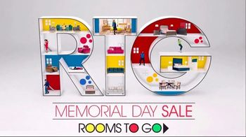 Rooms to Go Memorial Day Sale TV Spot, 'Perfect Time' Song by Portugal. The Man