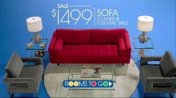 Rooms to Go Memorial Day Sale TV Spot, 'Perfect Time' Song by Portugal. The Man - Thumbnail 8