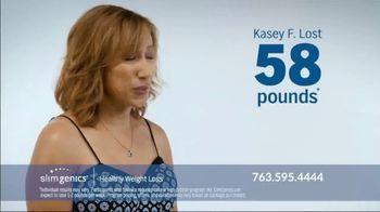 SlimGenics TV Spot, 'Kasey: $160' - Thumbnail 2