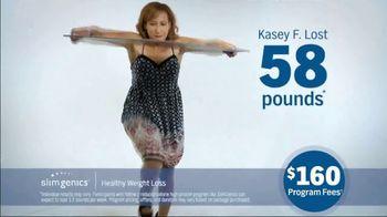 SlimGenics TV Spot, 'Kasey: $160' - Thumbnail 4